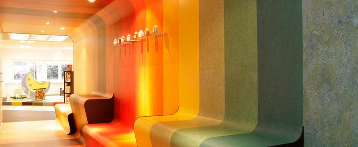 carl jensen linoleum. Black Bedroom Furniture Sets. Home Design Ideas